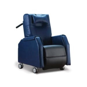 Action Chair Dark Blue for Ability Needs