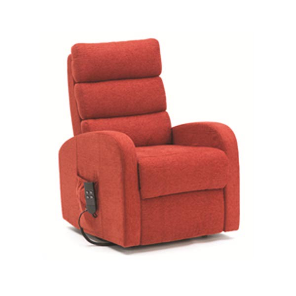 Action Chair Red Colour