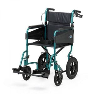 Black Durable Wheel Chair