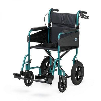 Black Durable Wheel Chair