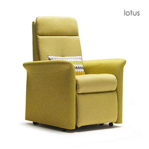 Action Sofa with Support Pillow at Ability Store