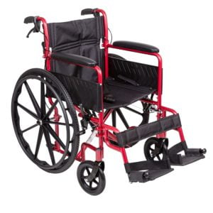I-Lite Self propelled wheelchair