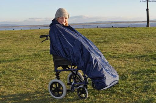 Un-sleeved Wheelchair