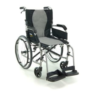 Ergo lite-2 self-propelled wheelchair