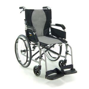 Ergo lite-2 self-propelled wheelchair