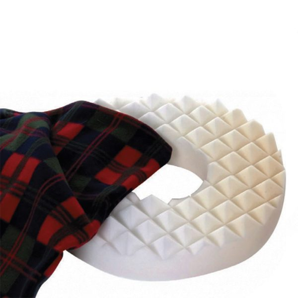 Nodular Foam Ring Cushion